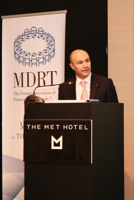 2nd MDRT Day in Thessaloniki 2010