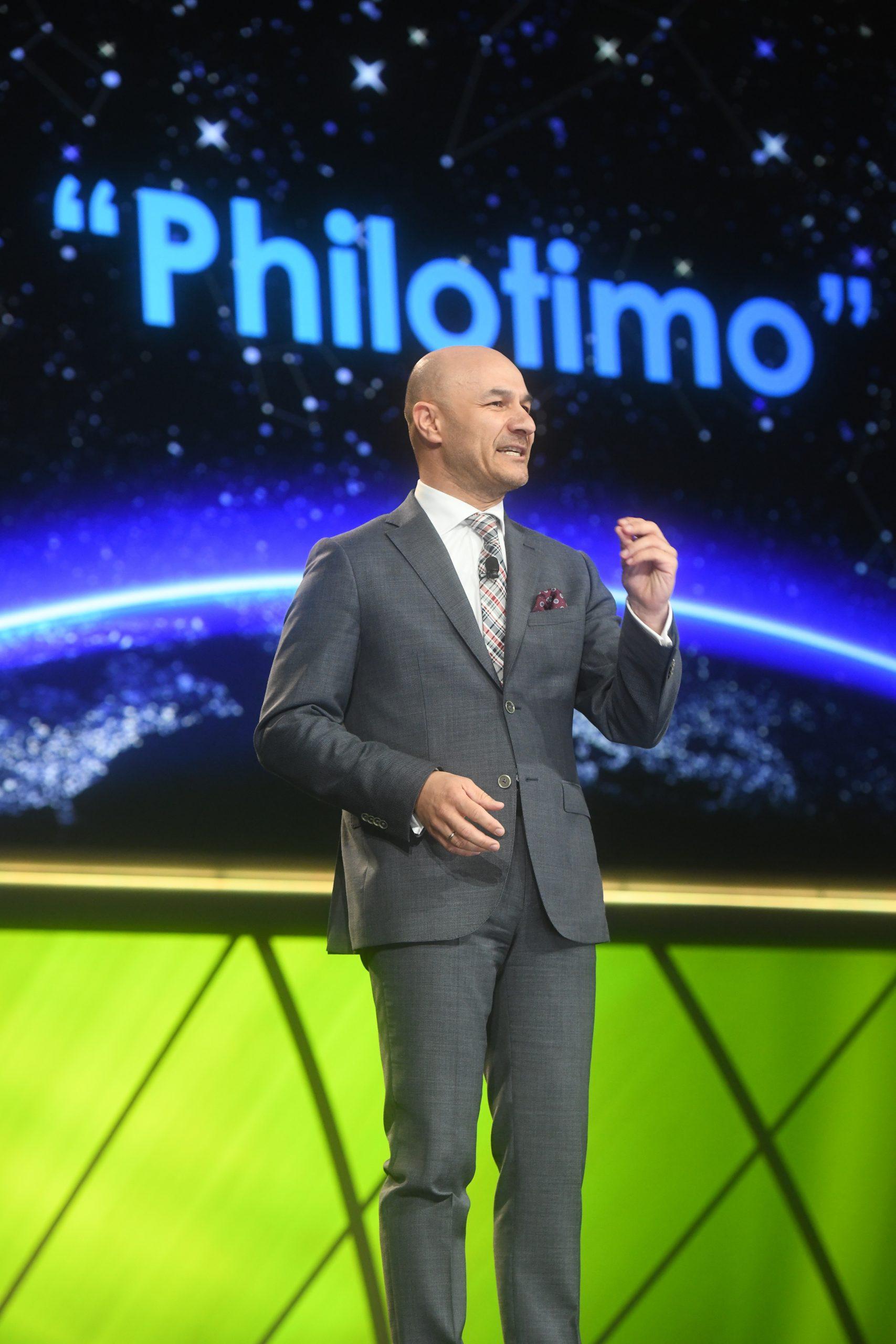 "MDRT Annual Meeting Miami 2019 Main Platform ""Philotimo"" Speech"